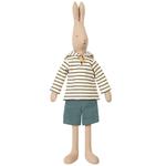 Maileg Maileg Rabbit Size 3 - Sailor - Off White