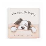 Jellycat Jellycat Scruffy Puppy Book