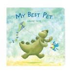 Jellycat Jellycat The Best Pet Book