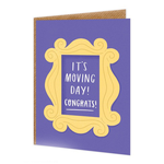 Brainbox Candy It's Moving Day New Home Greetings Card
