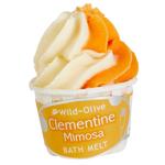 Wild Olive Wild Olive Sundae Clementine Mimosa Bath Melt