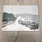 Homebird Placemat Filey New THICK version - Alex Anderson Single Placemat