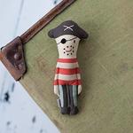 Maileg Maileg Rattle Pirate Captain