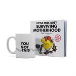 Half Moon Bay Giftset Book & Mug – Little Miss Busy - Surviving Motherhood