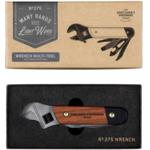 Gentlemen's Hardware Gentlemen's Hardware Wrench Multi Tool Wood Handles & Titanium Finish