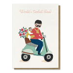 Stormy Knight Worlds Coolest Dad Scooter Card