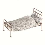 Maileg Maileg Medium Gold Vintage Bed