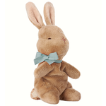 Maileg Maileg My First Bunny in a Box Blue