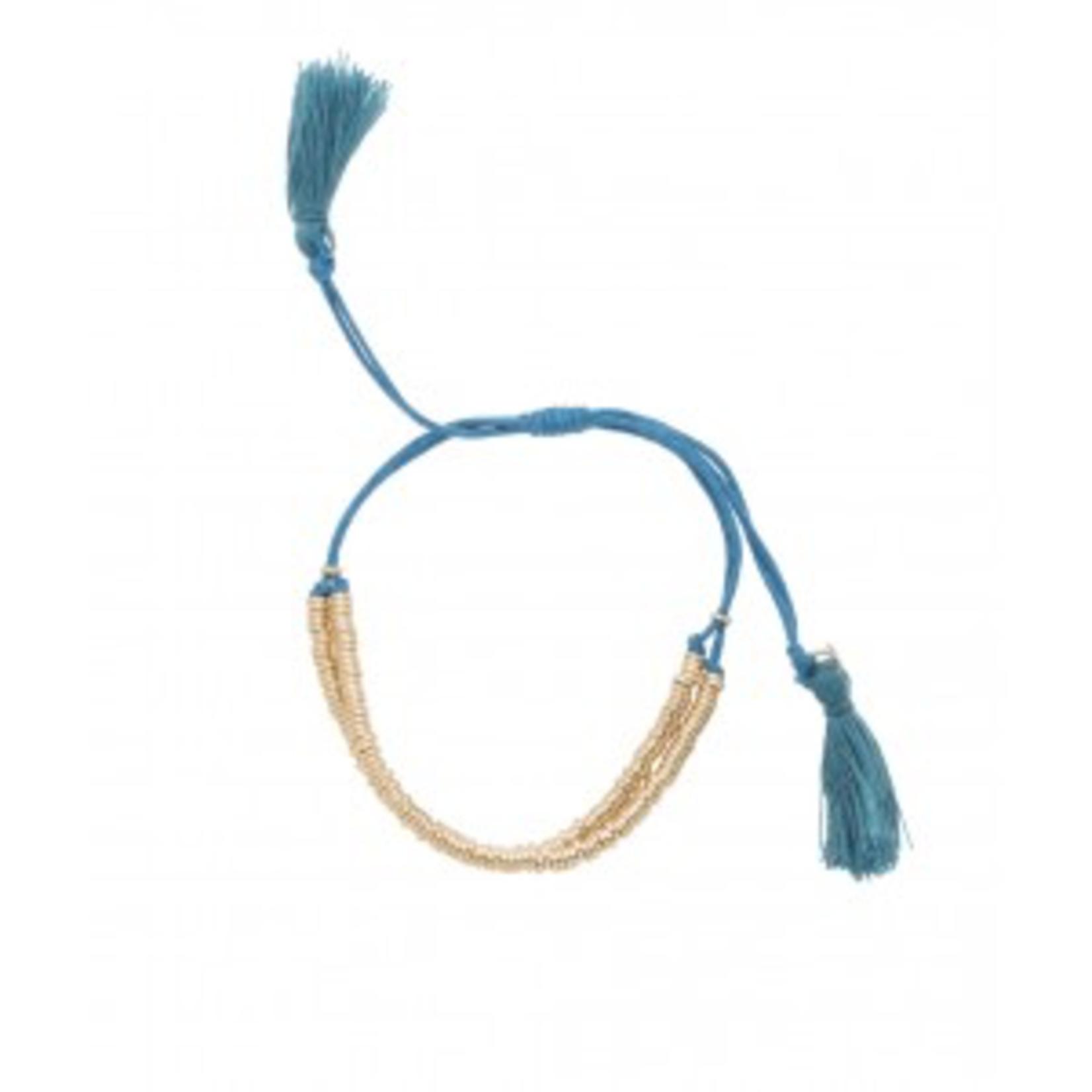 Mark Watson Blue Radley Bracelet
