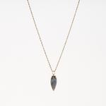 Mark Watson Gold Grey Harper Necklace