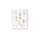 UWP Luxe Lightbulb Card - You are Brilliant