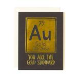 1CANOE2 Gold Standard Card
