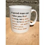 Brainbox Candy A Good Man Mug