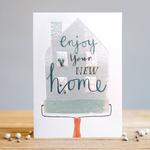 Louise Tiler HOME ROLLER CARD