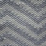 Grand Illusions Zig Zig Grey Outdoor Rug Large 120x180cm
