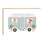 Jade Fisher Caravan of Love Card