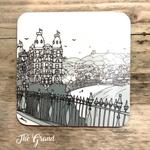 Homebird Coaster Grand Hotel Castle - Alex Anderson Scarborough Single Tableware
