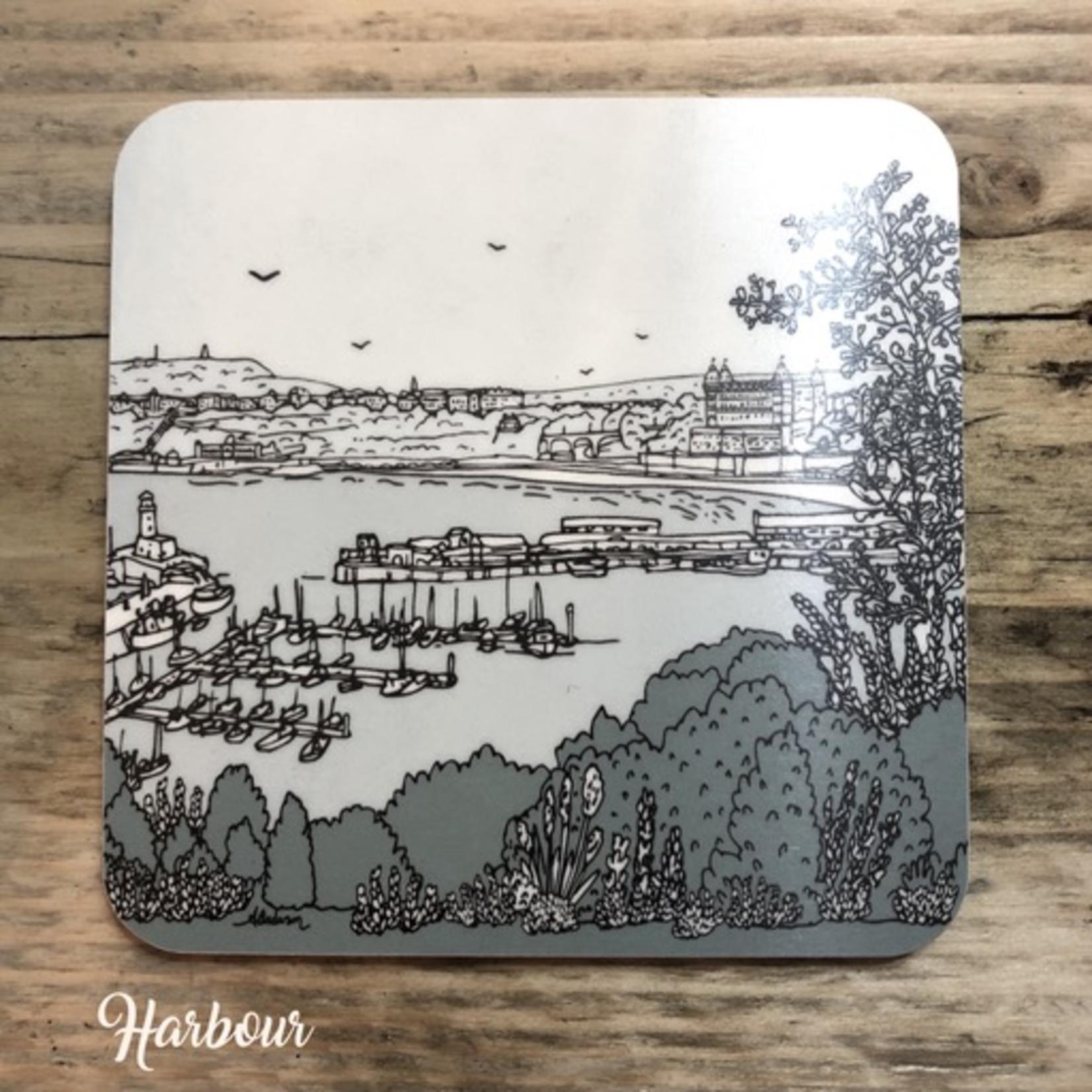 Homebird Coaster Harbour - Alex Anderson Scarborough Single Tableware