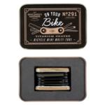 Gentlemen's Hardware Gentlemen's Hardware Pocket Bicycle Multi-Tool Wood Handles Titanium Finish
