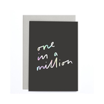 OLD ENGLISH CO. One In A Million Small Card