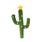 Fiona Walker Fiona Walker Wall Cactus Christmas Tree with Star