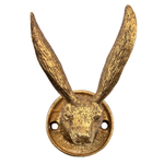 Sass and Belle Gold Rabbit Ears Hook