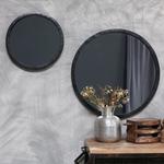 Nkuku Modasa Mirror Small 3 x 39cm (dia)