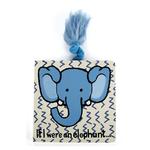 Jellycat Jellycat If I were an Elephant Board Book