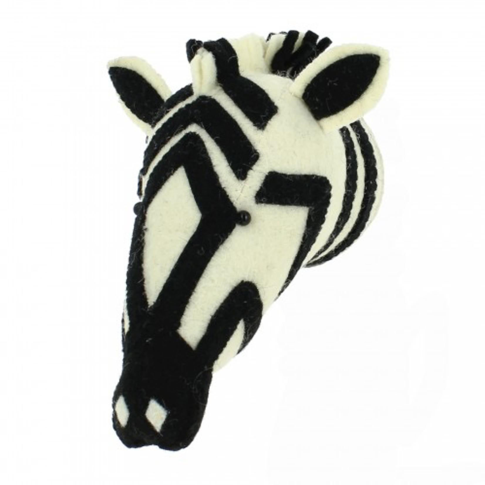 Fiona Walker Fiona Walker Mini Zebra Head