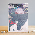 Louise Tiler Amazing Christmas Bear Card