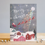 Louise Tiler Merry Christmas Card