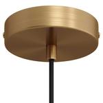 CCIT Brushed Gold metal Single ceiling rose