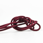 Nud Per Metre NUD Textile Cable/Flex 3 core Burgundy