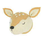 Fiona Walker Fiona Walker Mini Sleepy Deer Head