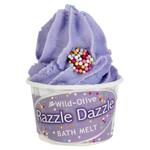 Wild Olive Wild Olive Razzle Dazzle Bath Melt Sundae