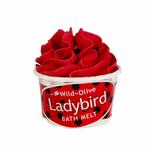 Wild Olive Wild Olive Ladybird Bath Melt Sundae