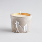 St Eval Christmas Fox Pot Candle Winter Thyme