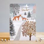 Louise Tiler Grandson Christmas Card