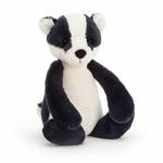 Jellycat Jellycat Bashful Badger Medium