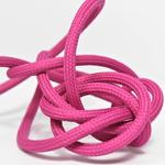 Nud Per Metre NUD Textile Cable/Flex 3 core Magenta