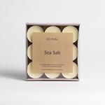St Eval St Eval Tealights x 9 Sea Salt