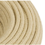 CCIT Per Metre - Round Electric Cable covered by Jute fabric 3 core flex
