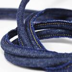 Nud NUD Textile Flex 3 core, TT-Jeans Blue Denim Jeans, 3M