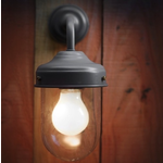 GT Wall Barn light In Charcoal Indoor and Outdoor