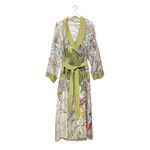 ONE HUNDRED STARS London Map Dressing Gown