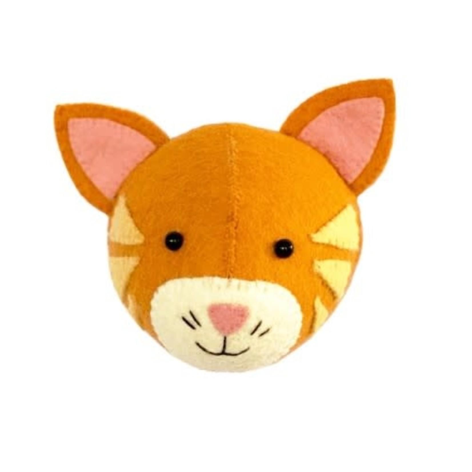 Fiona Walker Fiona Walker Mini Ginger Cat Head