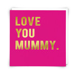 Redback Cards Love Mummy Card