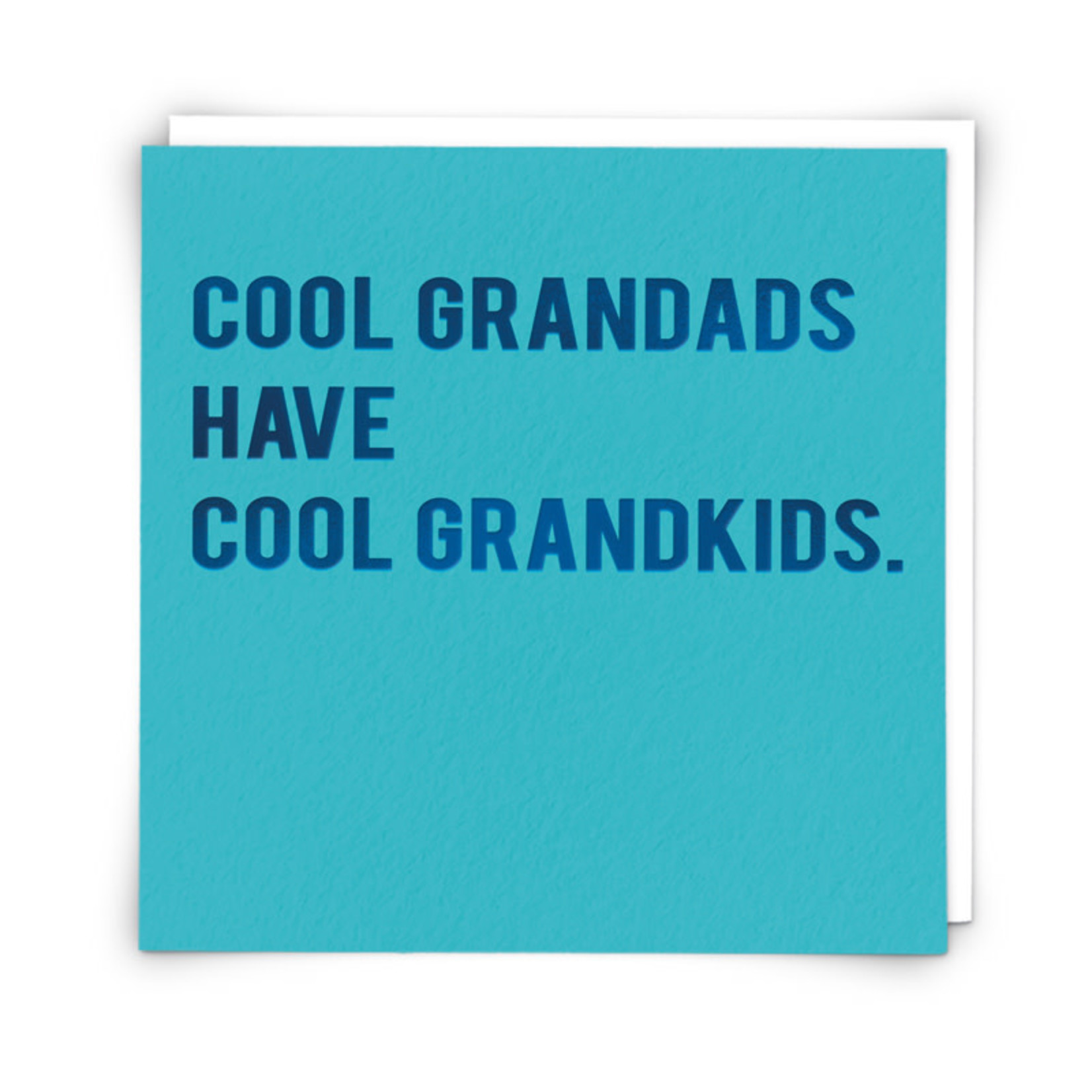 Redback Cards Cool Grandads have cool grandkids Card