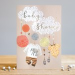 Louise Tiler Baby Shower Cute Card