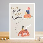 Louise Tiler New Home Turtle Card